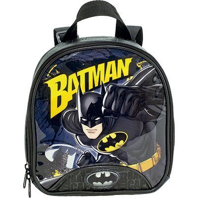 Lancheira Batman Forceful 8854 Xeryus PT 1 UN