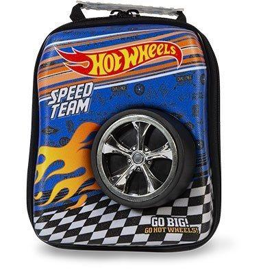 Lancheira revestida Hot Wheels 2500AX19 Maxtoy PT 1 UN