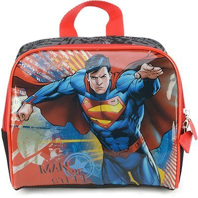 Lancheira Superman LA34304SM 0600 Luxcel PT 1 UN