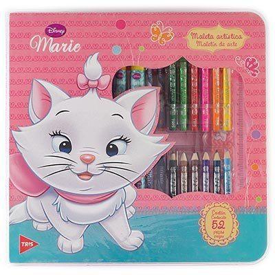 Maleta para colorir Marie 677323 Tris PT 1 UN