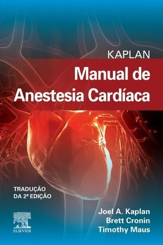 MANUAL DE ANESTESIA CARDÍACA.