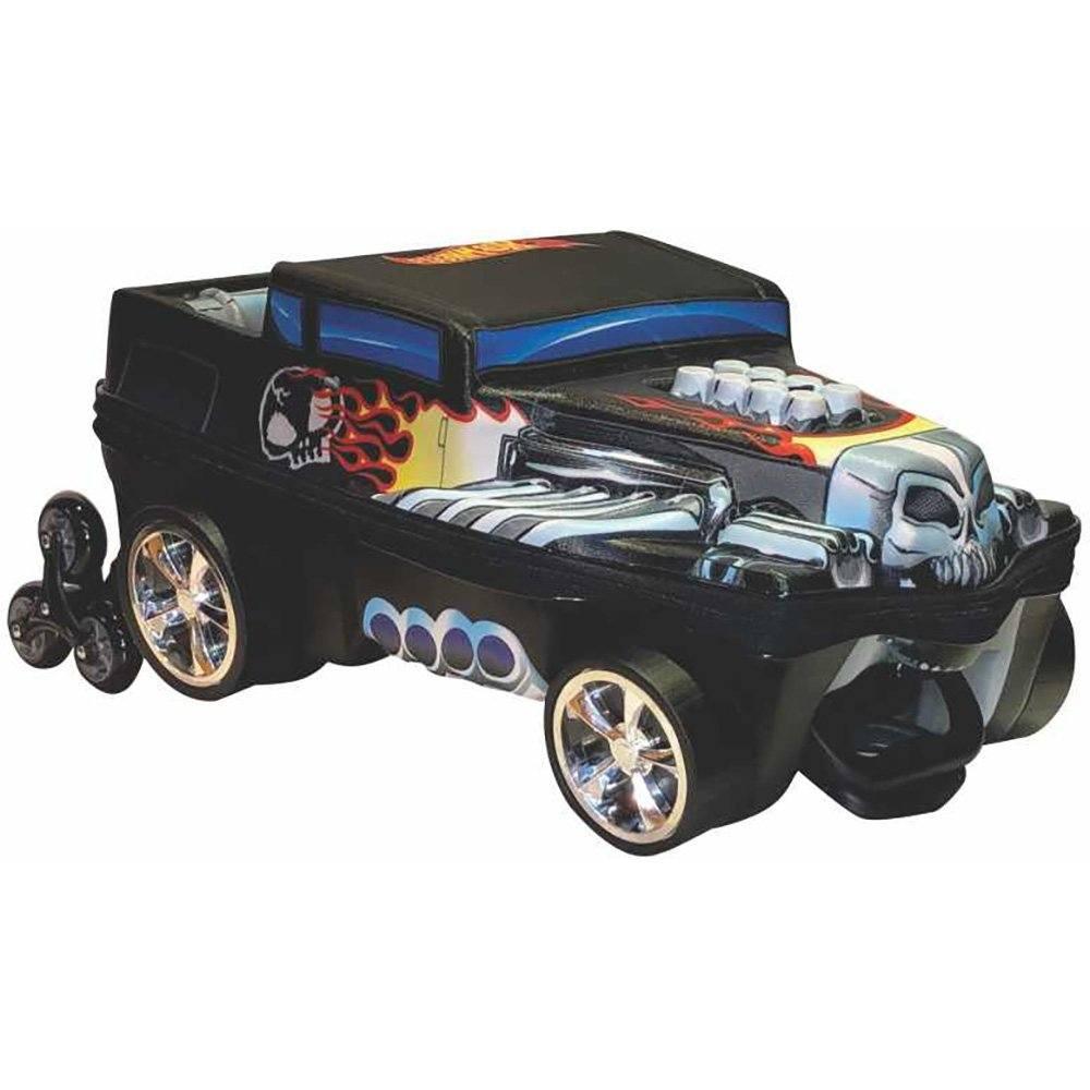 Mochila EVA c/ rodas hotwheels Shaker 2500EM19 MaxtoyPT 1 UN