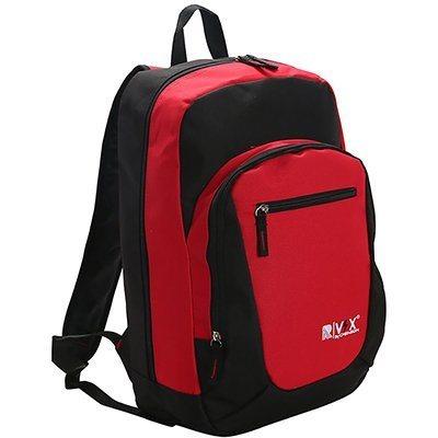 Mochila nylon vermelha c/ preto 8731690 Republic Vix PT 1 UN