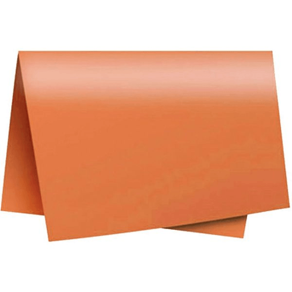 Papel color set 48x66 110g laranja Novaprint