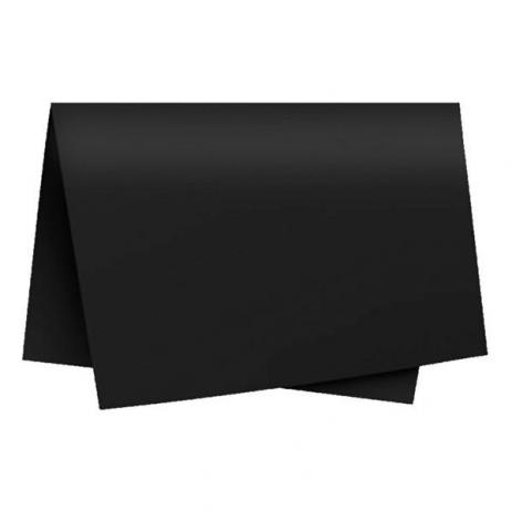 Papel color set 48x66 110g preto Novaprint