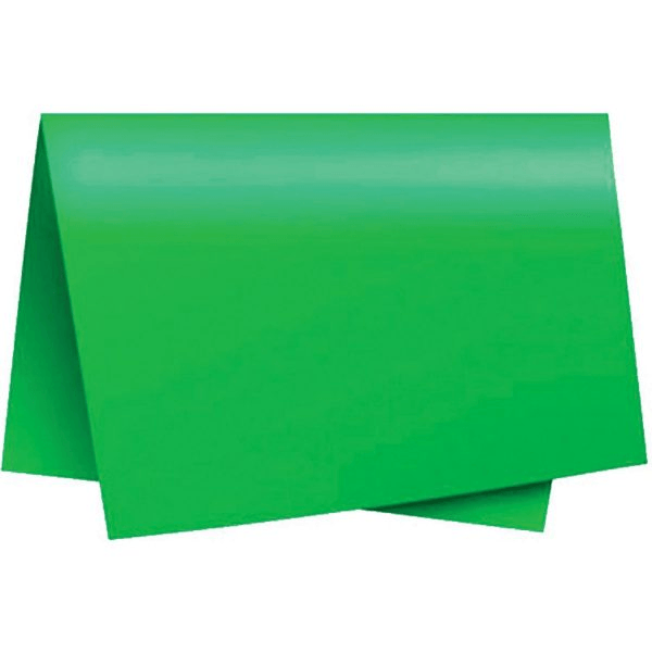 Papel color set 48x66 110g verde Novaprint