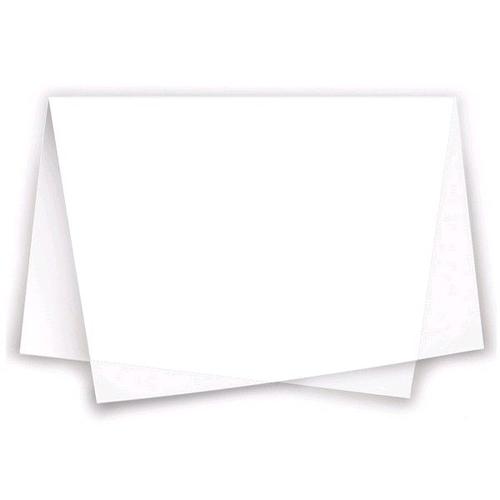 Papel De Seda 50x70 branco - 1 unidade