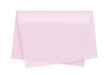 Papel De Seda 50x70 rosa - 1 unidade