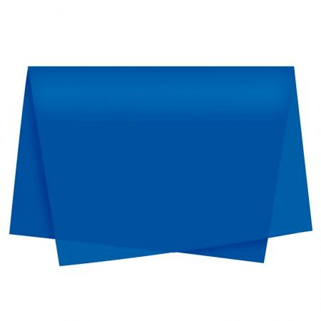 Papel De Seda 50x70 Azul - 1 unidade