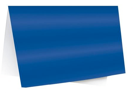 Papel Laminado 48x60cm Azul Novaprint