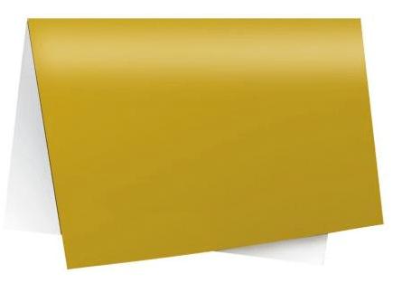 Papel Laminado 48x60cm Dourado Novaprint
