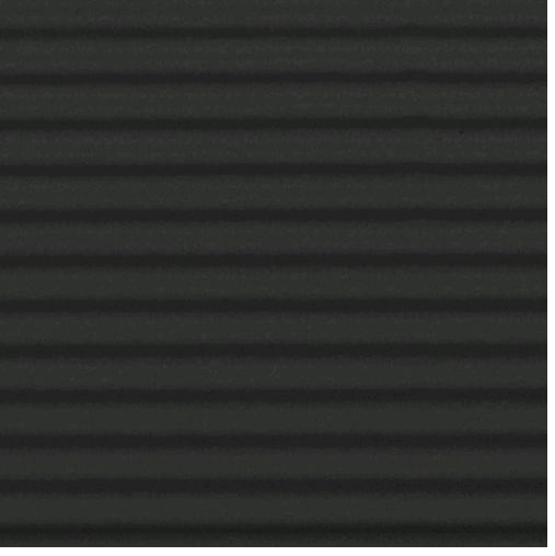 PAPEL MICRO ONDULADO 50X80CM - PRETO