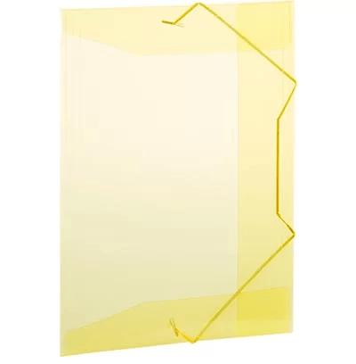 Pasta aba elástico A4 Amarela ACP PT 1 UN