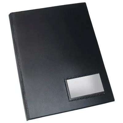 Pasta catálogo c/ 50 envelopes ofício 0,06 pebd c/ visor 104 Plastpark PT 1 UN