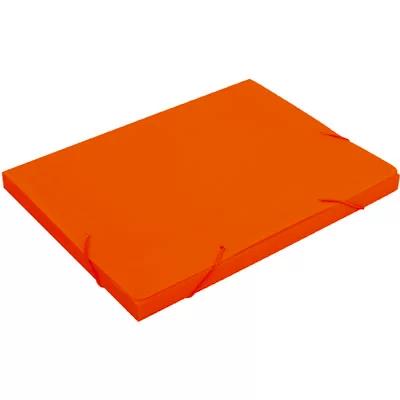 Pasta novaonda ofício 3335x250x20mm vermelha Polibrás PT 1 UN