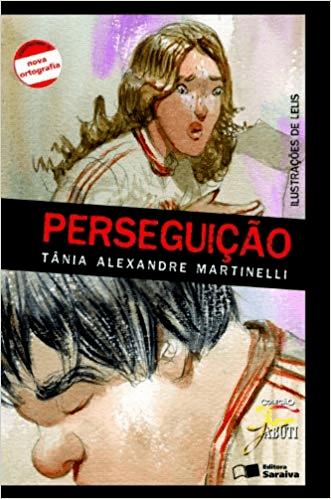 PERSEGUIÇÃO - COL. JABUTI