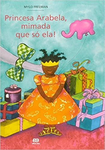 PRINCESA ARABELA, MIMADA QUE SO ELA! (SOB ENCOMENDA - 10 DIAS PARA A POSTAGEM)