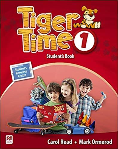 Tiger Time. Student'S Book