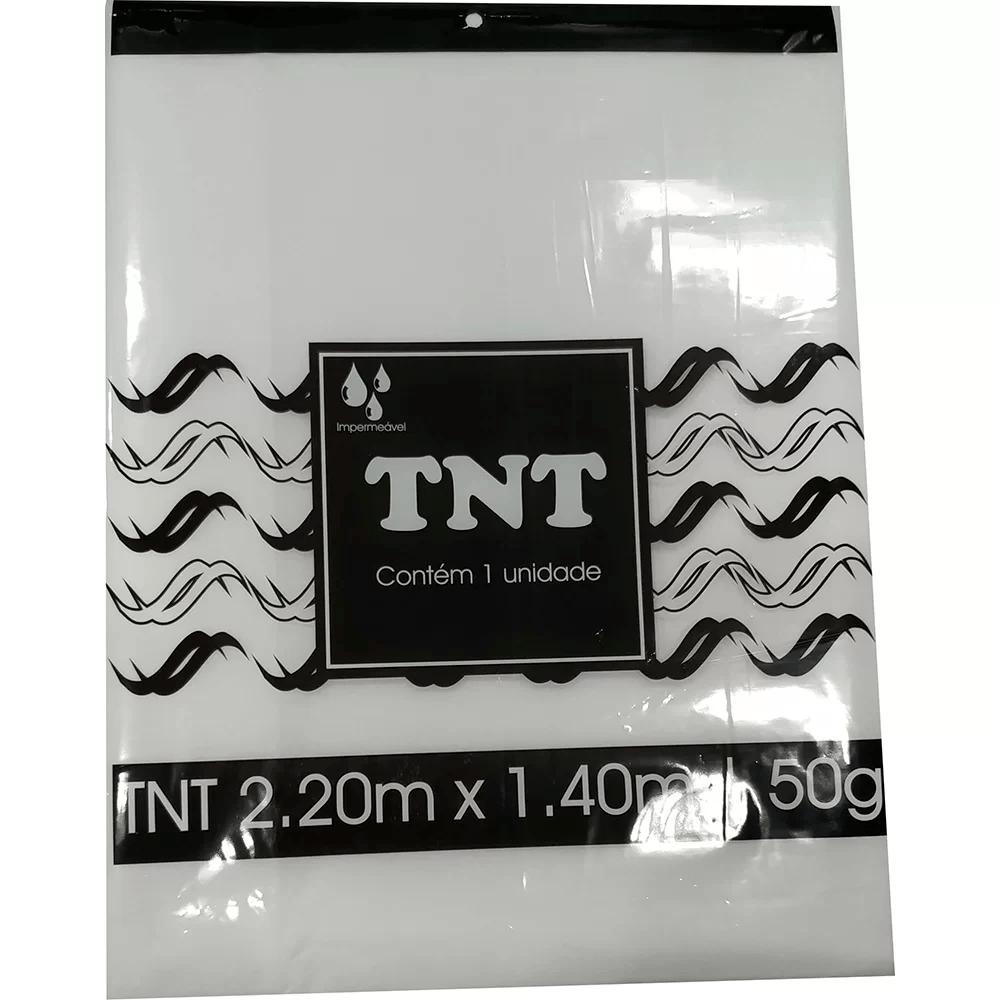 TNT branco 2,20x1,4m Ouro BrancoPT 1 UN