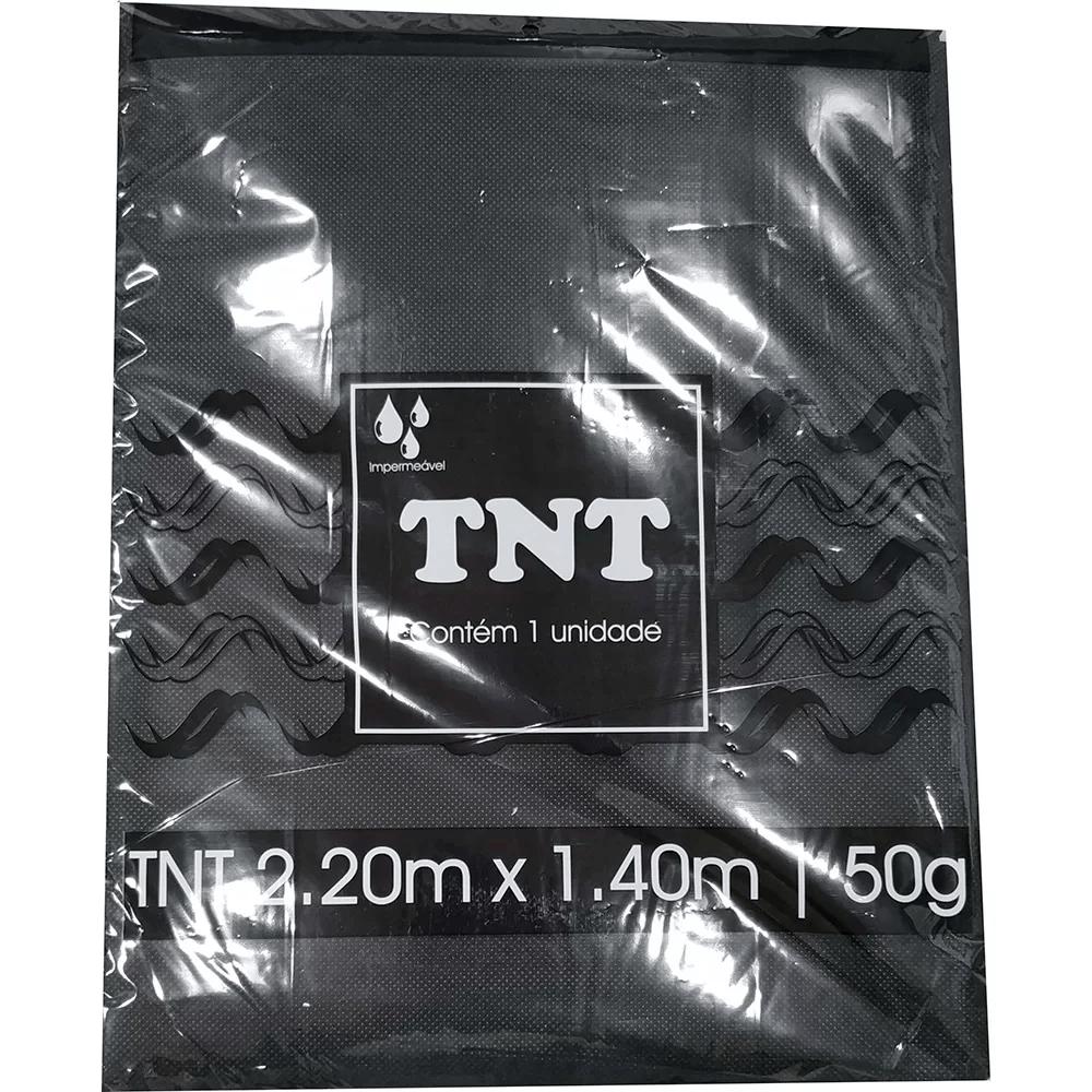 TNT preto 2,20x1,4m Ouro BrancoPT 1 UN