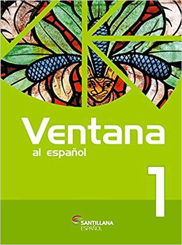 VENTANA AL ESPANÕL 1 - 2º ED. 2016