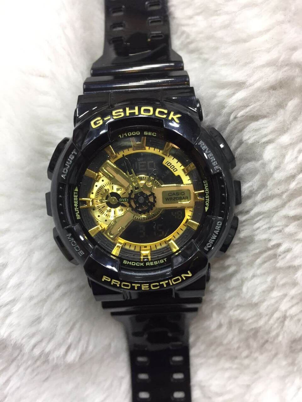Casio G-Shock Ponteiro C/Digital GSCD-003
