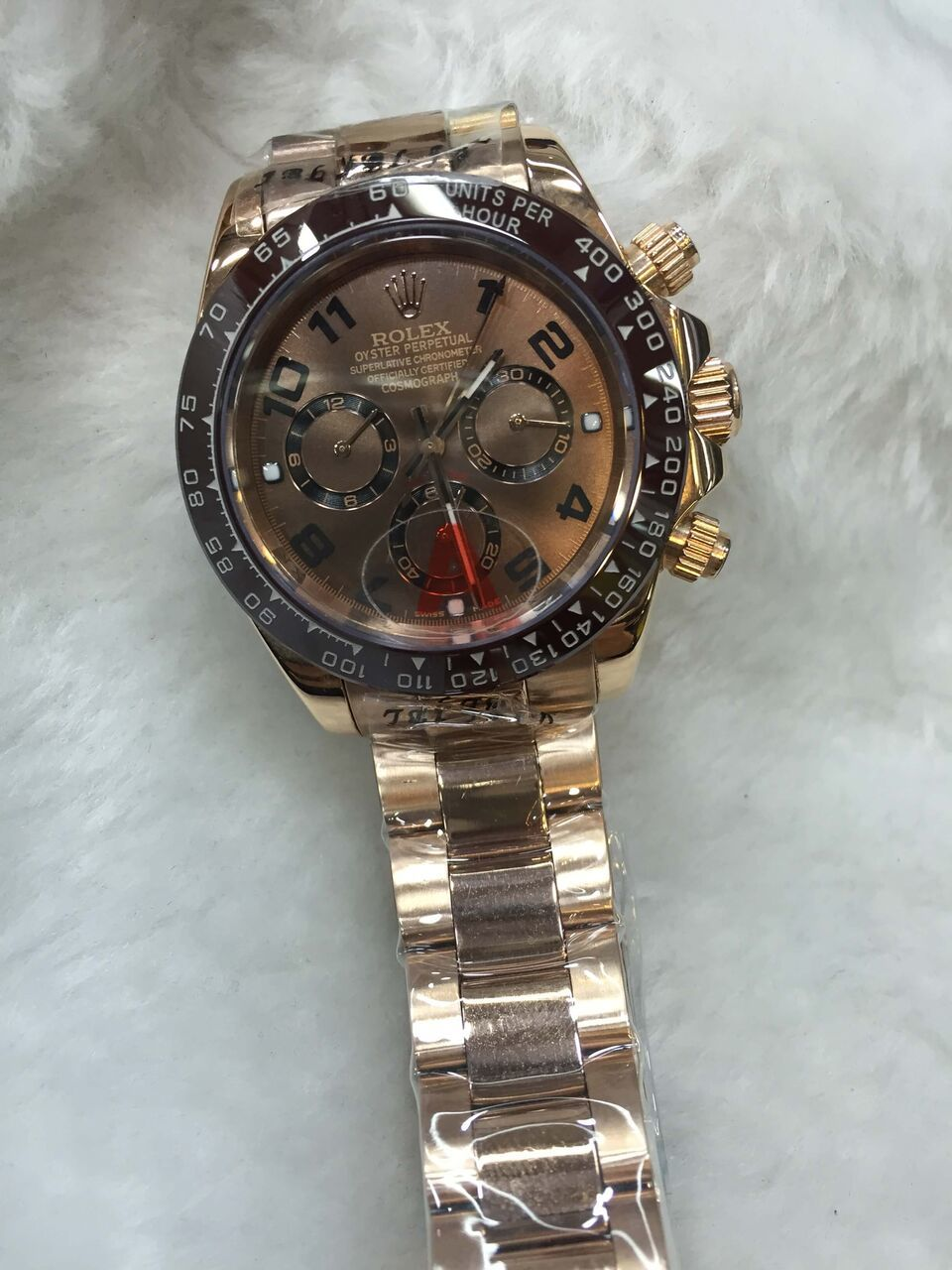 Rolex Daytona Rose 40mm RRDRSEPA-001