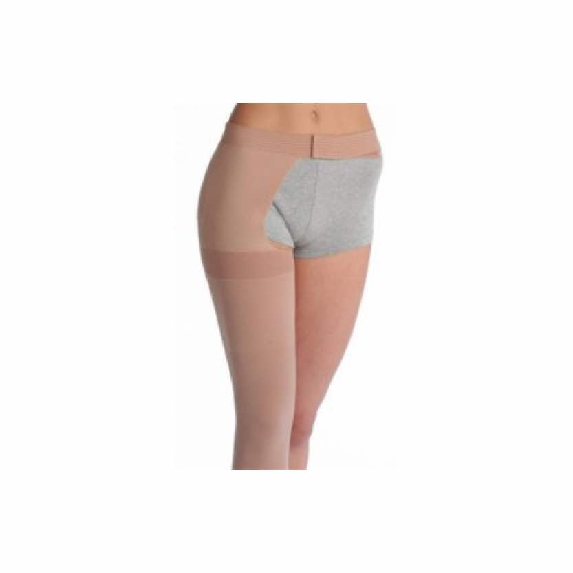 Juzo Dynamic Thigh-High Open Toe W/Hip Attachment