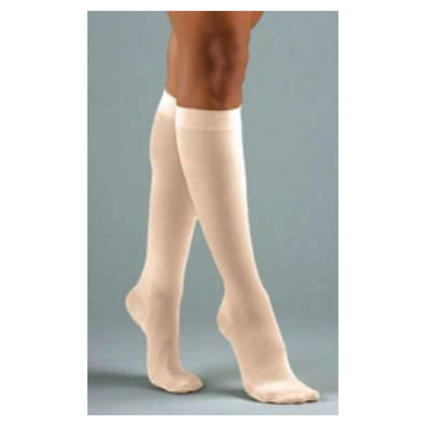 BSN Jobst Womens Microfiber Dress Firm Knee-High