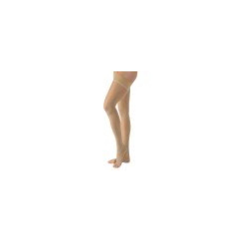 BSN Jobst UltraSheer Thigh-High Open Toe