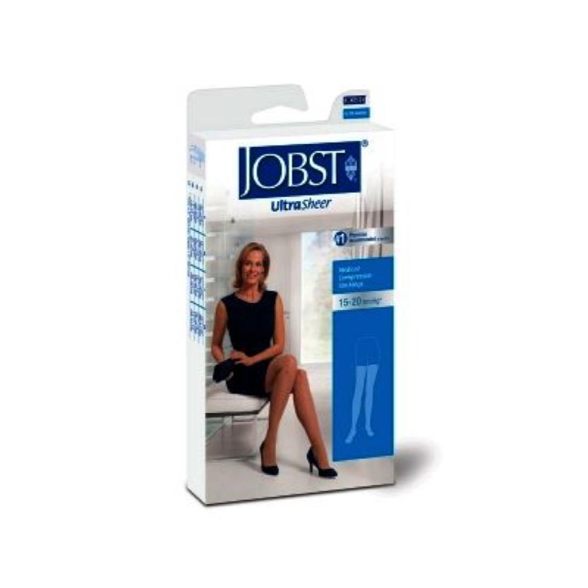 BSN Jobst UltraSheer Thigh-High Closed Toe
