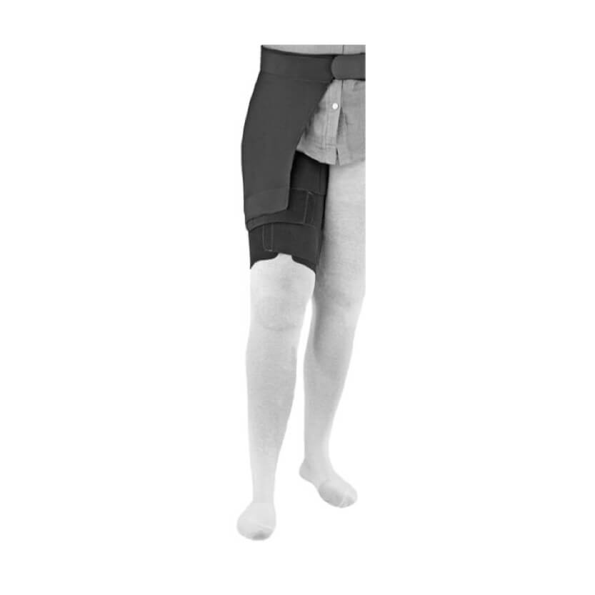 Biacare Compreflex Thigh Component W/Hip And Knee Attachment