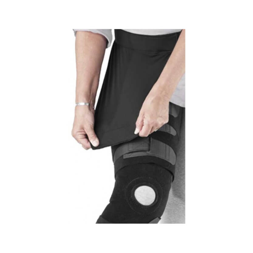 Biacare Comprefit Thigh Component W/Hip And Knee Attachment