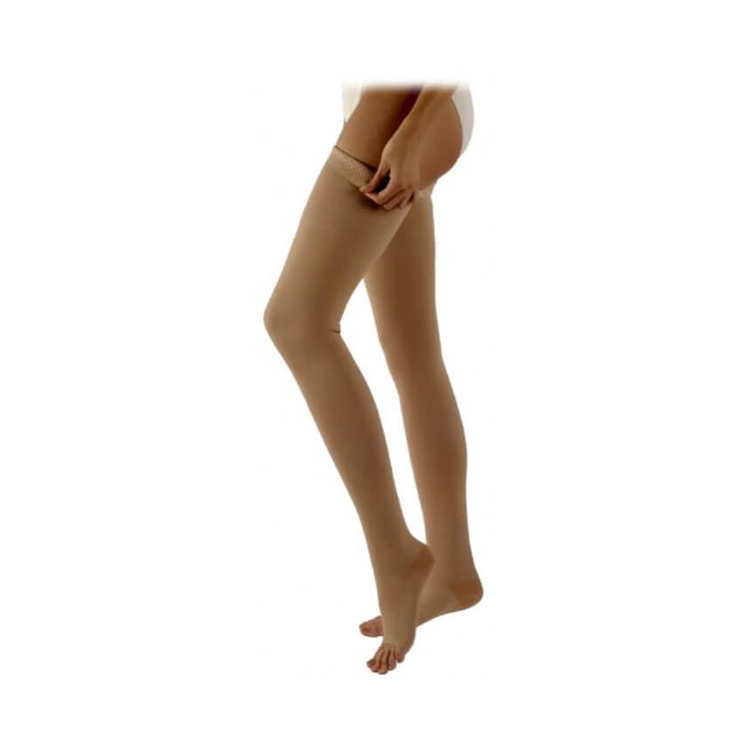 Sigvaris Rubber Thigh Highs OT W/ Grip Top
