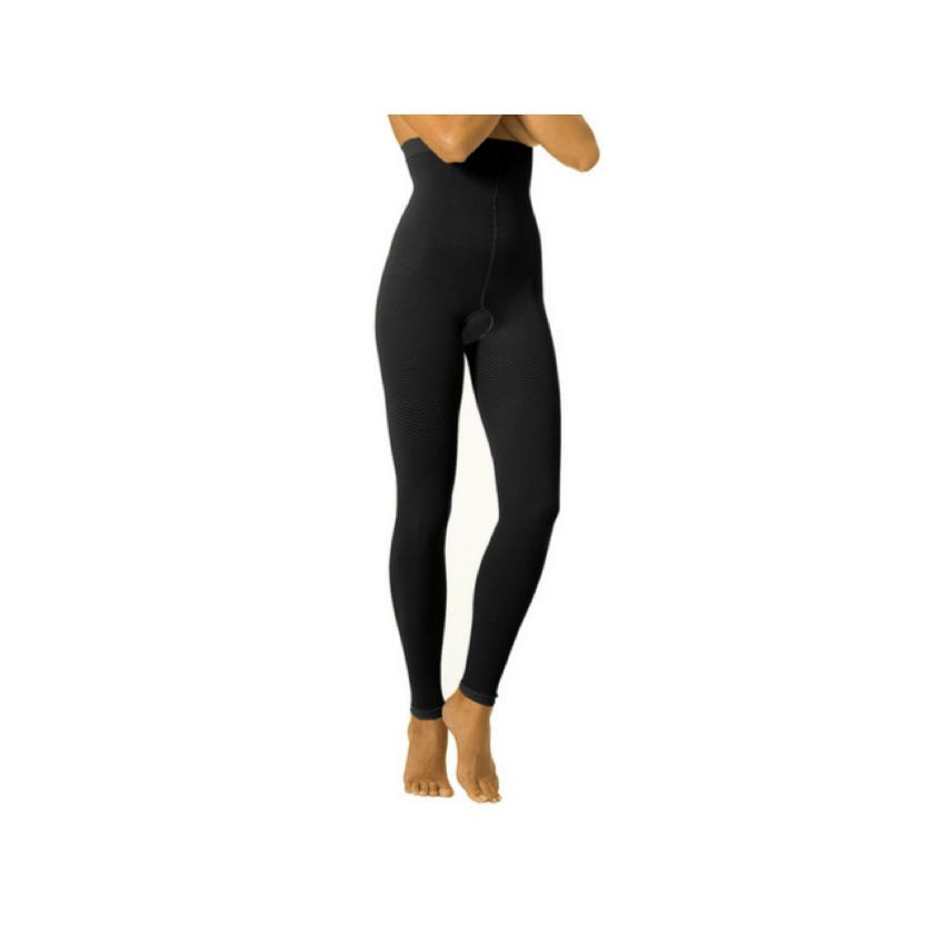 Solidea Medical Active Massage® Compression Body Lipo-Open Crotch