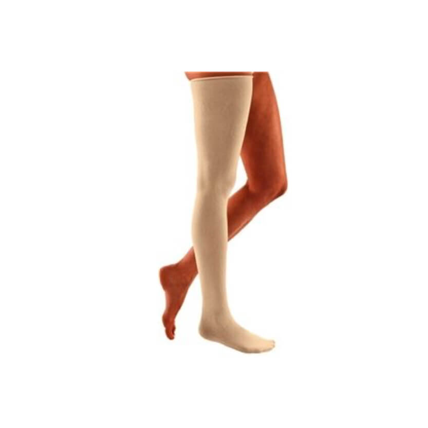 Medi Circaid® Thigh High Open Toe Full Leg Comfort Liner