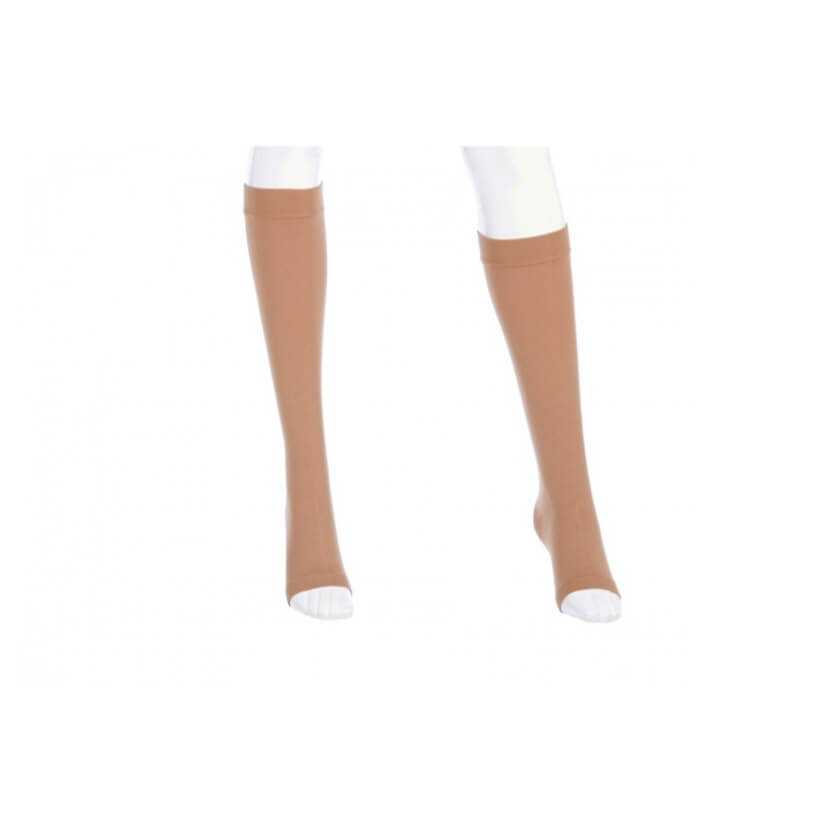 b2ae56c436d Medi Mediven Forte Open Toe Thigh-High w  Silicone Top Band – SunMED ...