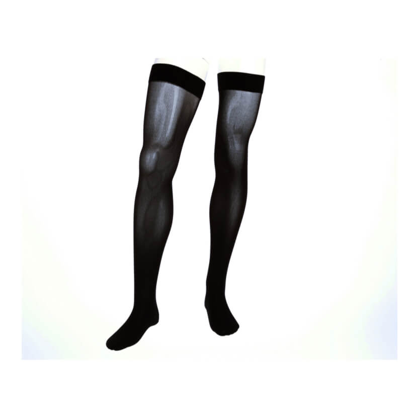 Medi Mediven Sheer And Soft Thigh-High Compression Stocking