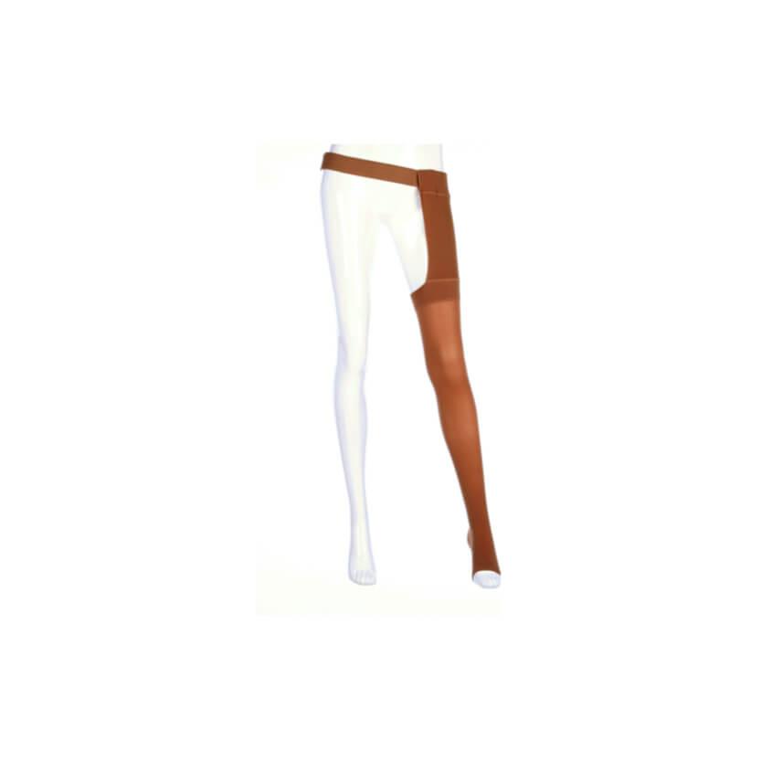 Medi Mediven Plus Thigh High Compression Stocking W/Waist Attachment