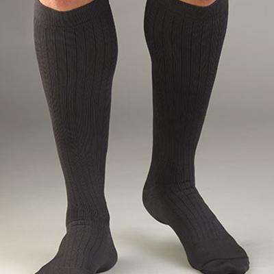 BSN Jobst Activa Mens Microfiber Dress Knee-High