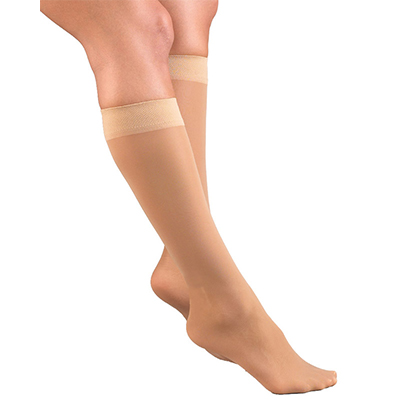 BSN Jobst Activa Sheer Therapy Knee-High Womens