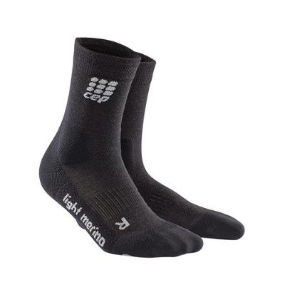 Medi CEP Dynamic+ Outdoor Light Merino Mid-Cut Socks For Women