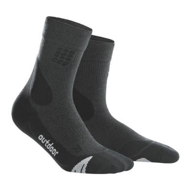 Medi CEP Dynamic+ Outdoor Merino Mid-Cut Socks For Women