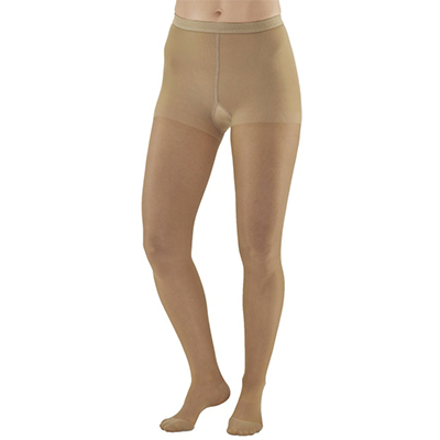 BSN Jobst Activa Sheer Therapy Pantyhose Waist Control Top