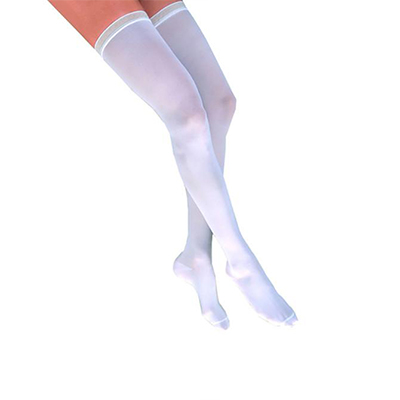 BSN Jobst Anti-EMB Thigh-High Stockings 18 MmHg Closed Toe