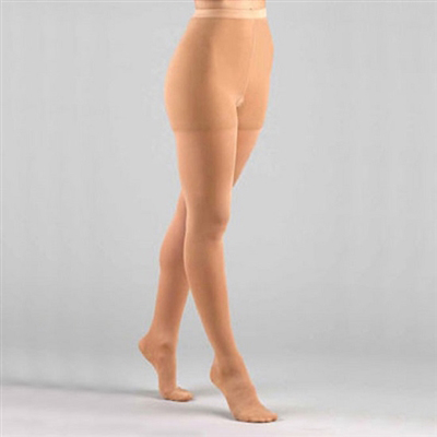BSN Jobst Graduated Therapy Waist High Pantyhose Closed Toe