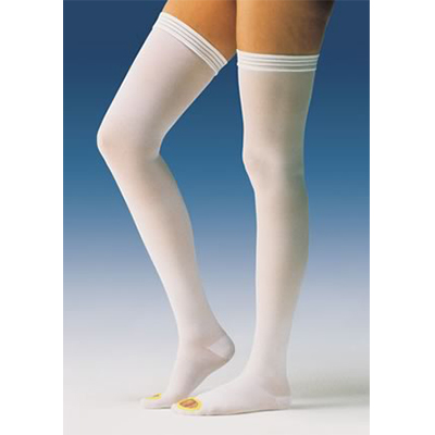 BSN Jobst Anti-EMB Stocking 18 Thigh-Highs Open Toe