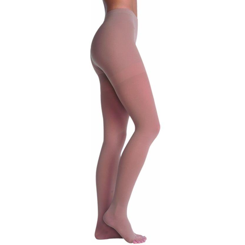 Juzo Basic Pantyhose Open Toe