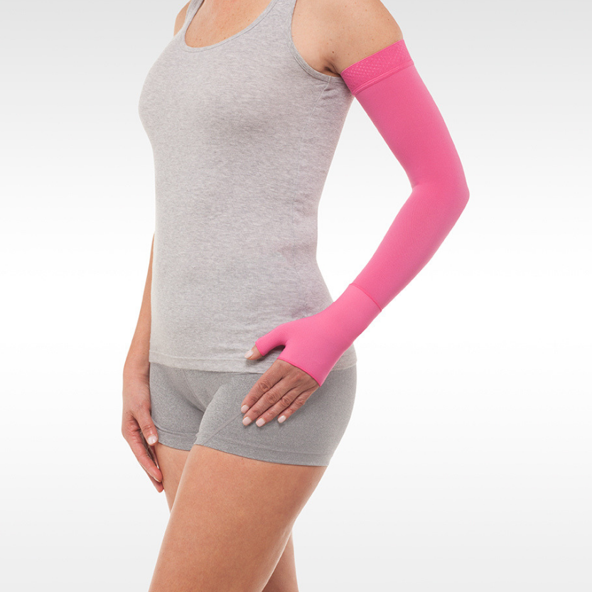 Juzo Soft DreamSleeve With Silicone Border Max