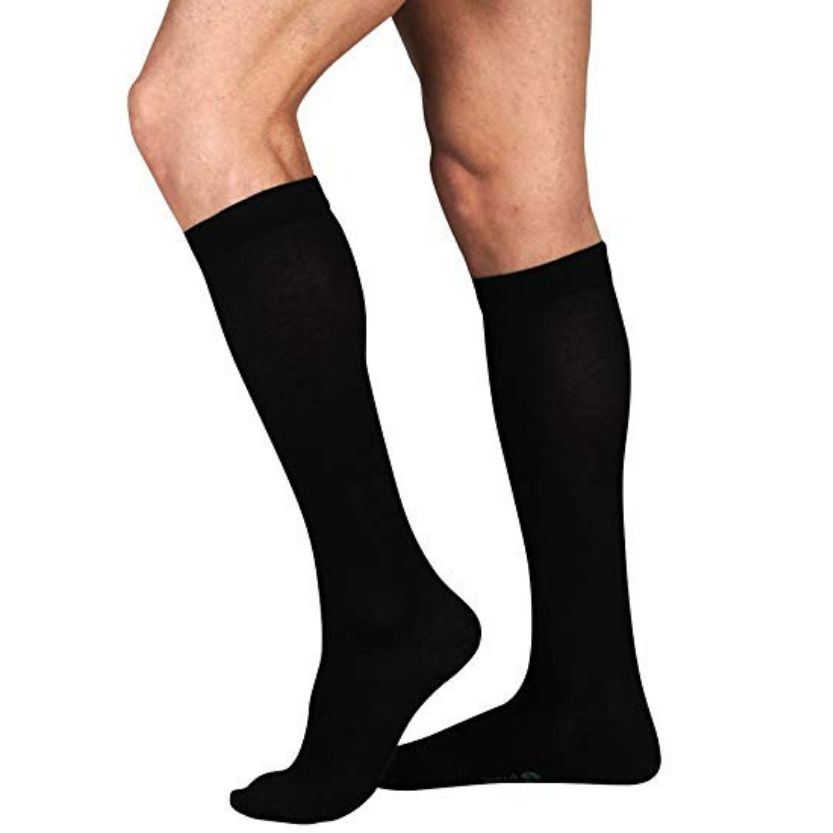 Juzo Cotton Support Sock
